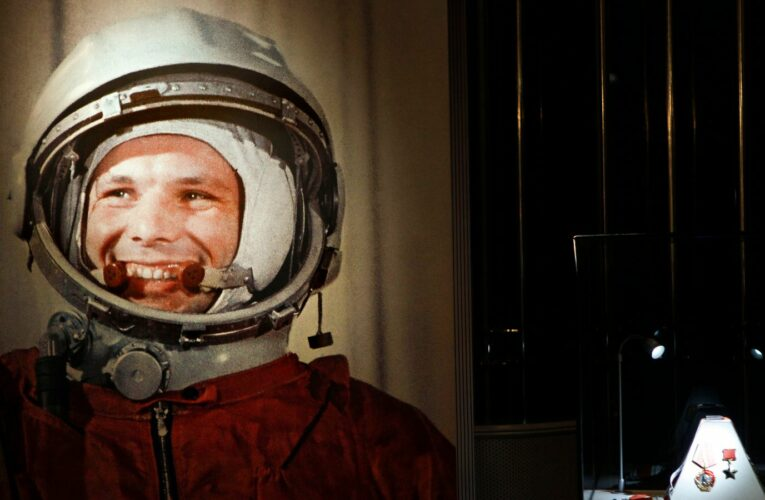 Yuri Gagarin: Russia celebrates 60th anniversary of historic first human space flight