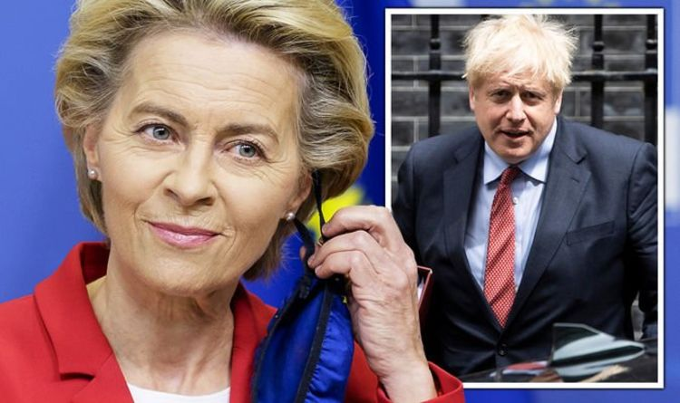 Brussels' vaccine blockade threat against UK eroded as EU state REFUSED to invest in jabs