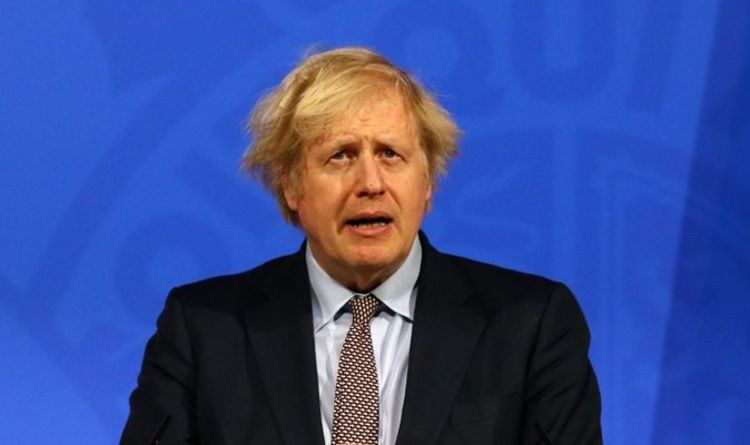 Boris Johnson risks Tory civil war as PM gives green light to Covid vaccine passport