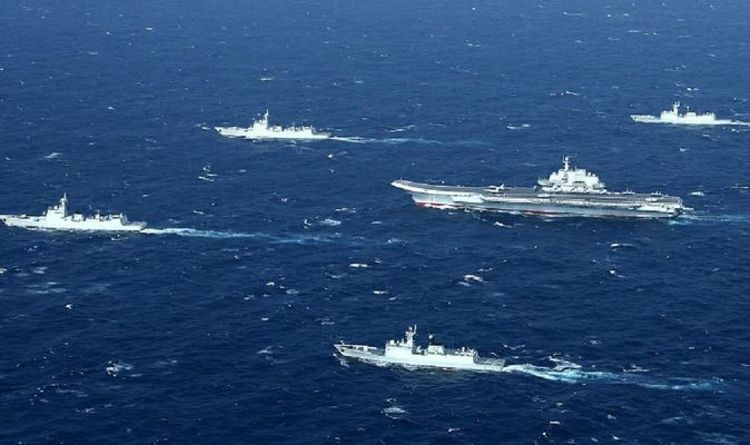 'Insidious' Beijing using 'coercion and pressure' in South China Sea as war fears grow