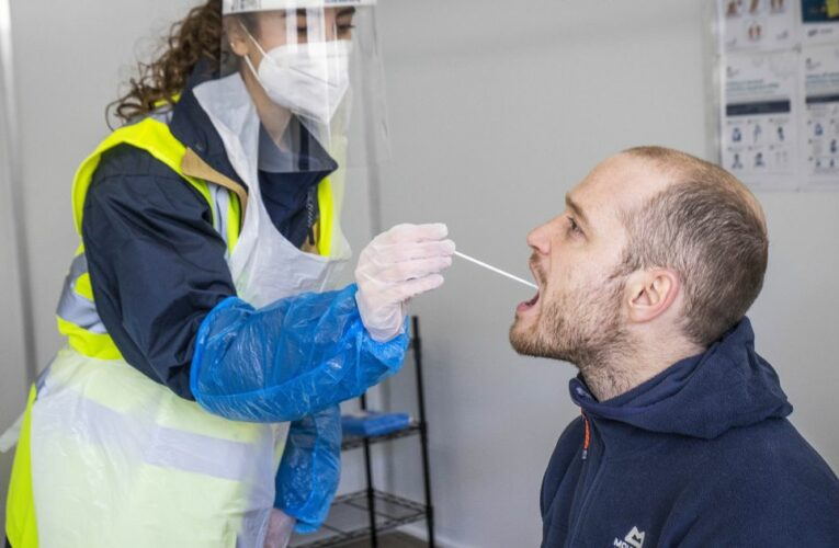 Two free rapid Covid tests a week for every single person in England from Friday
