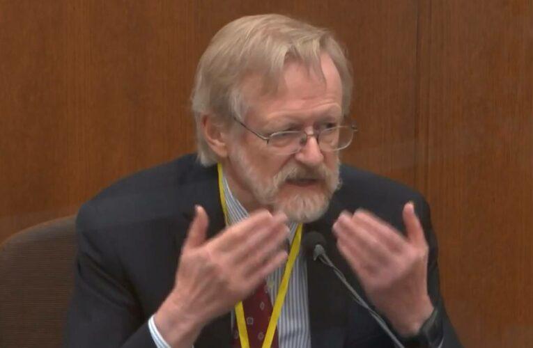 George Floyd trial: Lack of oxygen killed George Floyd, not drugs – medical expert
