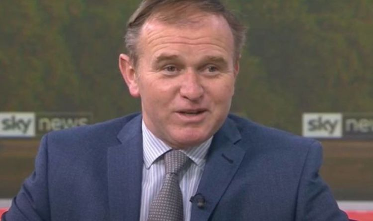 'The smile says it all' Eustice all but confirms minister 'fracturing' over Australia deal