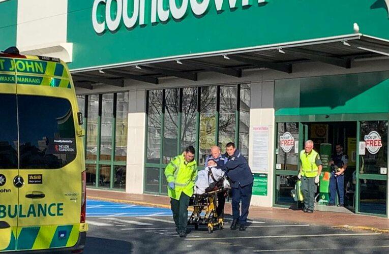 Alleged Dunedin Countdown stabber's identity still suppressed