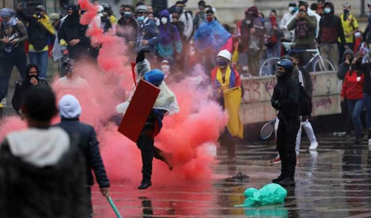 Colombia: UN and EU call for calm following eighth day of violent anti-government protests