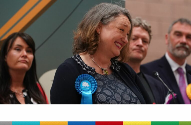 Election results: Conservatives win Hartlepool by-election to claim seat from Labour for first time ever