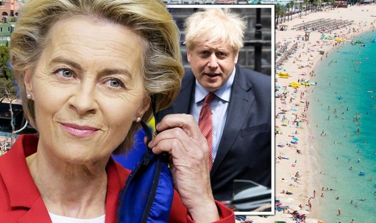 Holiday joy for Britons! EU set to drop entry ban on UK travellers by the end of May