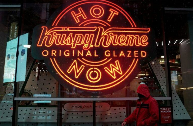 Krispy Kreme eyes new dough with confidential IPO filing