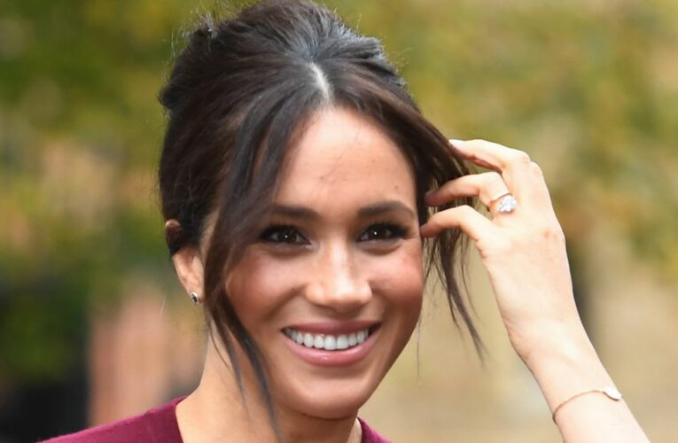 Meghan using Duchess of Sussex on new book 'laughable after wanting to cut ties'