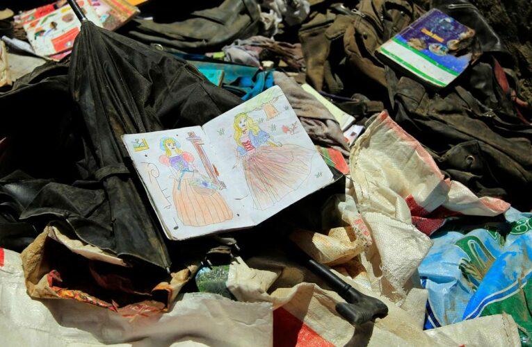 'My sister had so many dreams': Kabul blasts kill nearly 70 schoolgirls