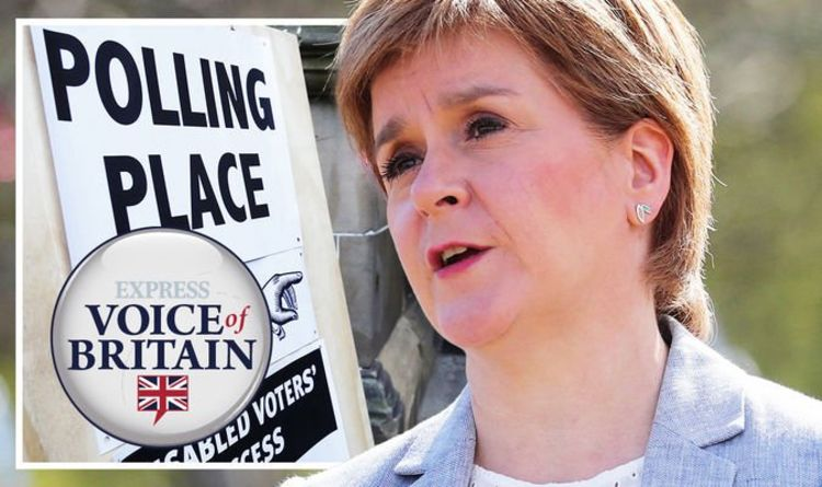 Nicola Sturgeon urged to RESIGN if SNP's Scottish election gamble backfires – poll