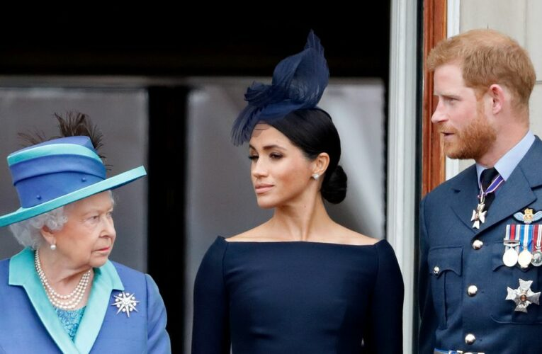Queen has 'gone out of her way' to support Harry who she has 'special' bond with