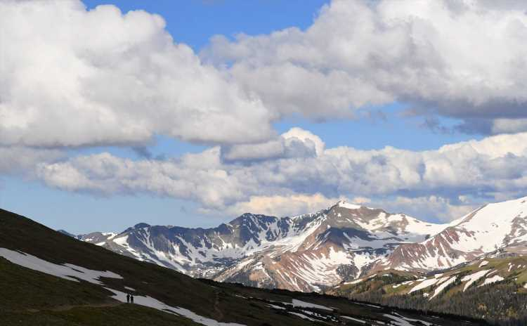 Trail Ridge Road open in Rocky Mountain National Park — The Know