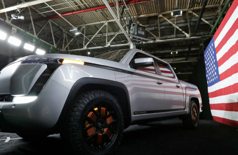 Wall Street is having second thoughts about electric vehicle start-ups like Lordstown Motors.