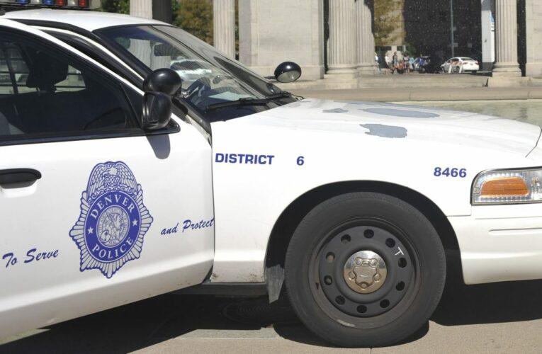 Armed man shot dead by Denver police is identified.