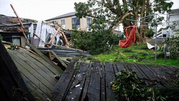 Atrocious weather: Rain and wind continues to pummel North Island