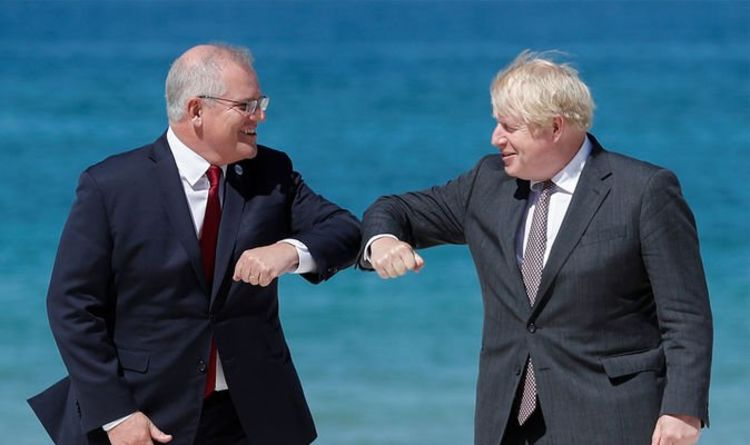 Australia revels in UK trade deal as alliance 'more important than it's been in years'