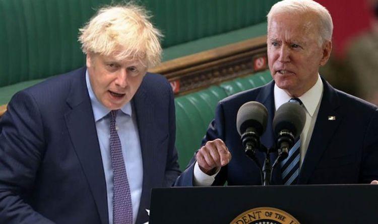 Demarche meaning: Joe Biden's stinging rebuke to Boris Johnson – what is a demarche?