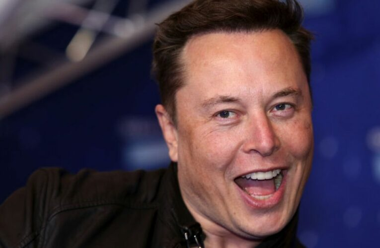 Elon Musk sends price of X-rated cryptocurrency skyrocketing with bizarre tweet