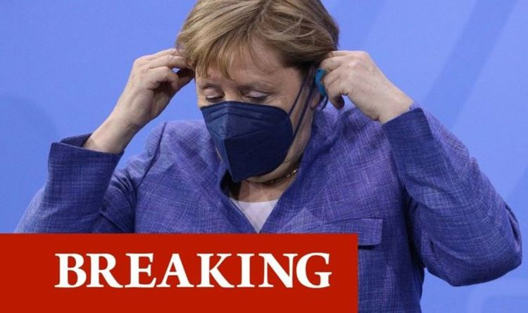 G7 coronavirus outbreak: Angela Merkel's team hit by infections – Cornwall hotel closed