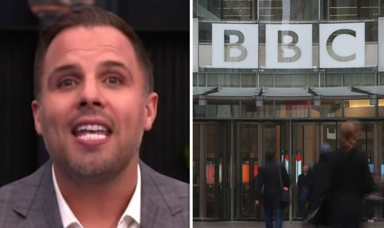 GB News' Dan Wootton's withering attack on BBC: 'A blundering, woke mess!'