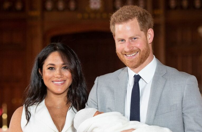 Harry and Meghan shared private Lilibet details to avoid Archie 'drama'