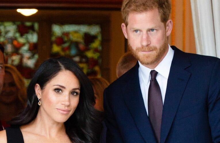 Harry and Meghan's royal rift 'runs deep' so 'can't assume' jubilee attendance