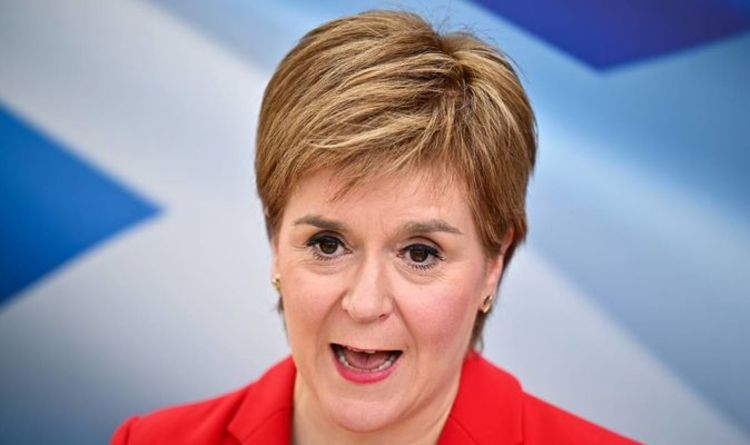 If Scotland gets independence, will Sturgeon change SNP's name to Alba?