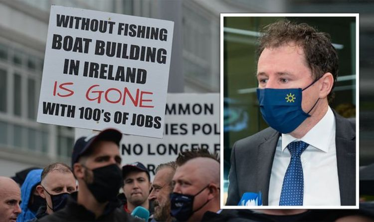 Irish fishermen erupt at 'worst deal of the lot' – 'EU knows our government is weak!'