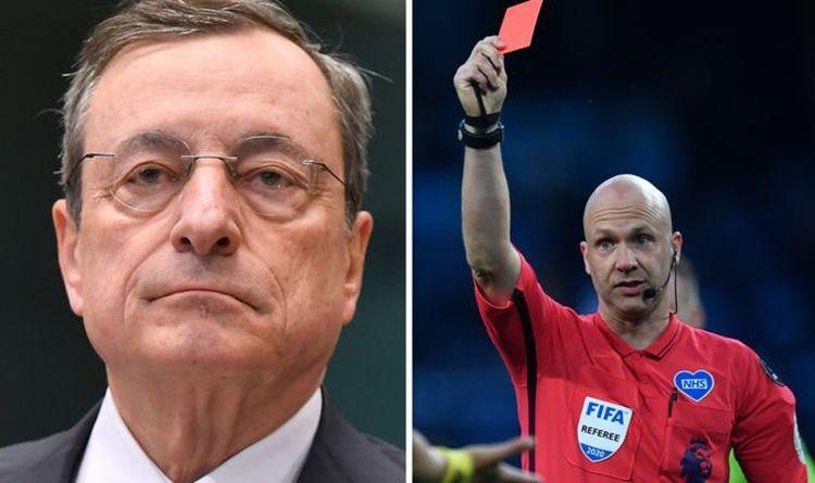 Italy accuses UK referee of revenge plot ahead of Austria clash: 'Beware, he is English!'