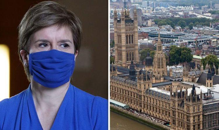 Nicola Sturgeon cornered as SNP accused of 'anti-English prejudice' before indy row