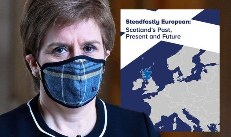 SNP ready £6m of taxpayers' cash for overseas offices including £2m in Brussels to woo EU