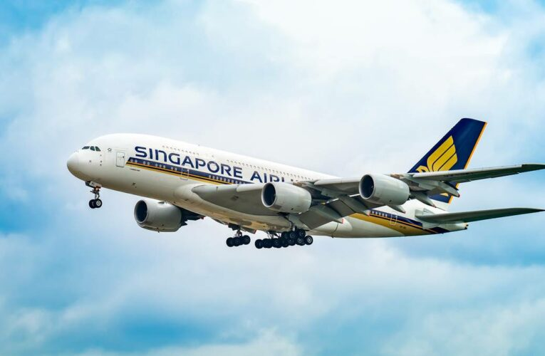 Singapore Airlines: Now's the time to prepare for bubble with NZ