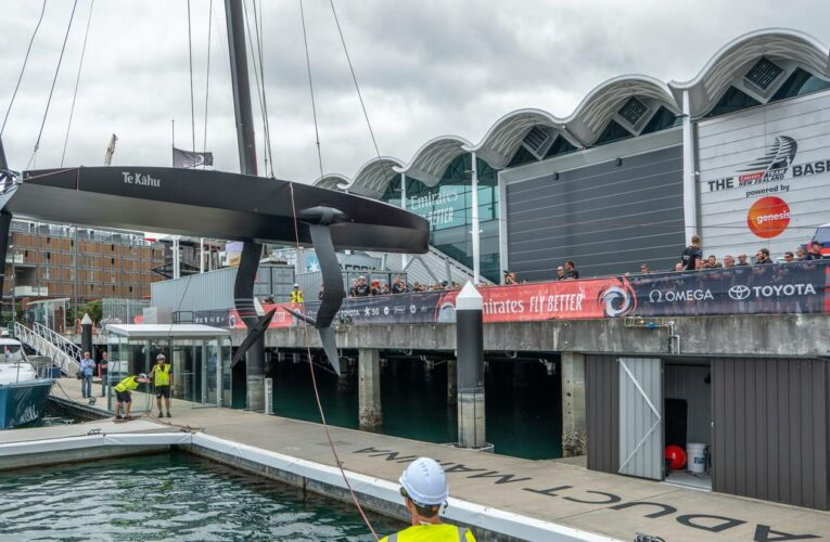 What comes next for seven America's Cup bases? Map shows footprints, questions over future of land