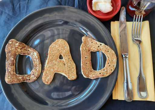 What kids can cook for Dad this Father's Day