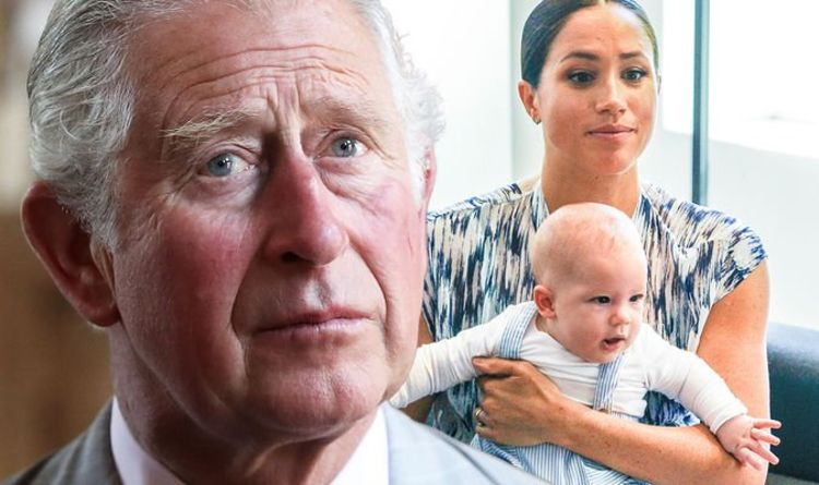 You're NOT in control! Meghan and Harry could exploit rule to ensure Archie becomes prince