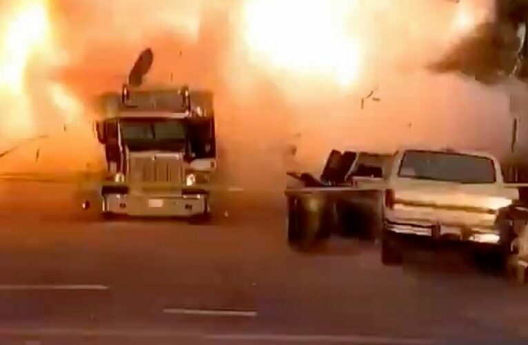 11 wounded from fiery blast after bomb squad detonates illegal fireworks