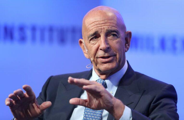 Billionaire Thomas Barrack-backed SPAC withdraws IPO filing