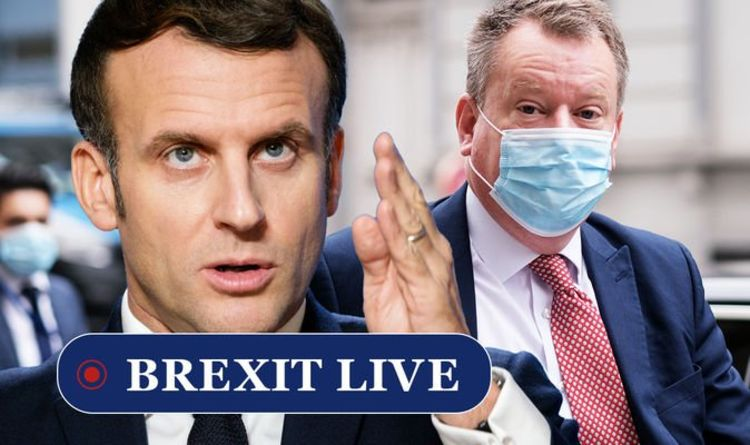 Brexit LIVE: EU fury erupts as Von der Leyen and Macron's ally reject latest Frost offer
