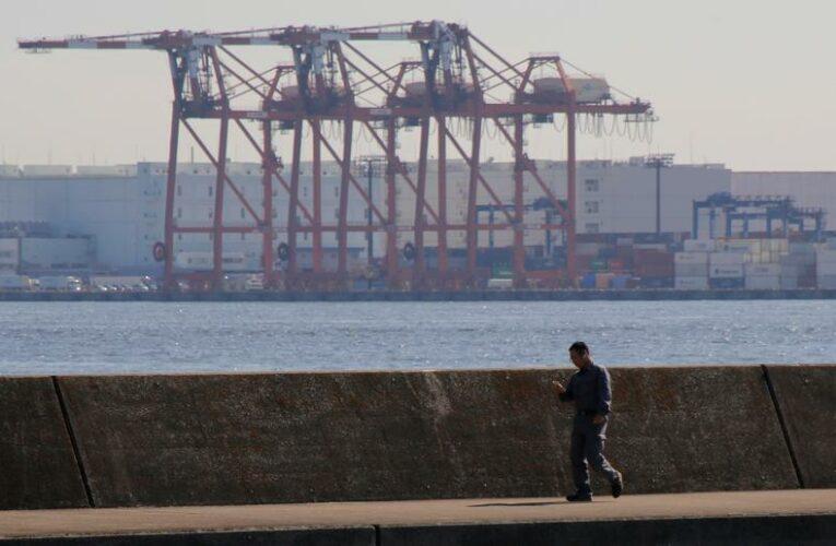 Japan business mood at 2.5-year high as COVID hit eases -Tankan