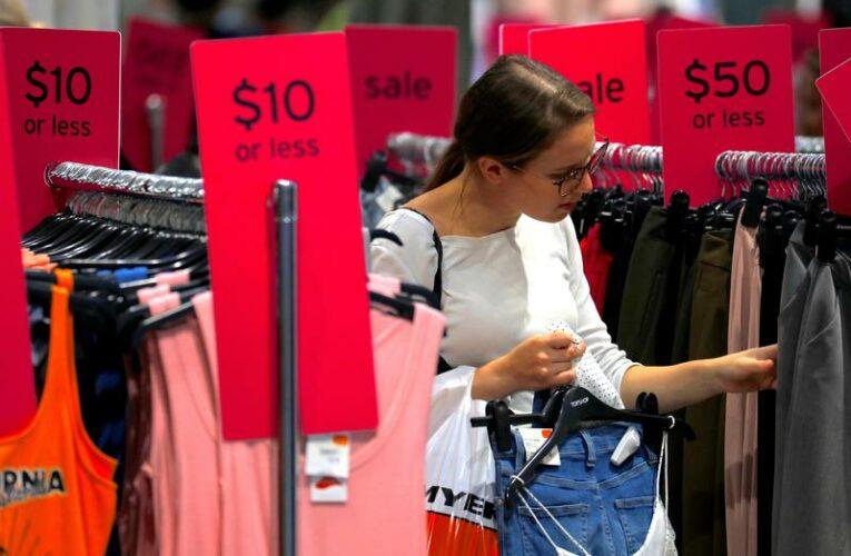 June slump in Australia's retail sales clouds third-quarter growth outlook