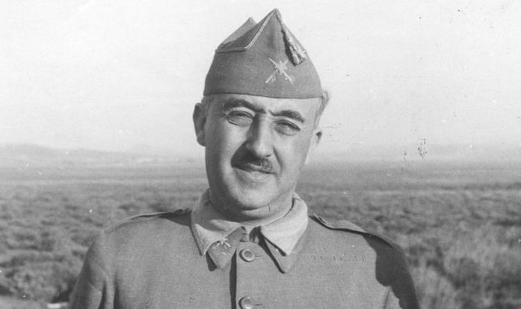 Left-wing totalitarianism! Spain mulls ban on praising former dictator General Franco