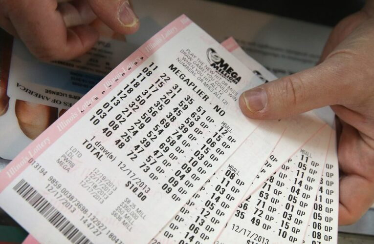 Lottery winner claims they won 55m jackpot 10 years ago and hasn't told family