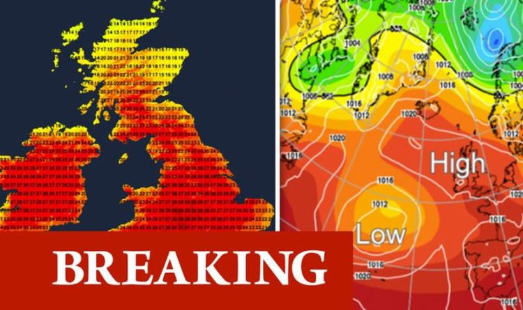 Met Office heat warning: First ever extreme heat alert issued for swathes of UK – forecast