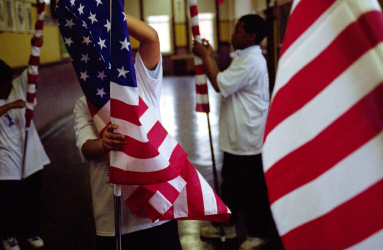 Opinion   Why a Patriotic Education Can Be Valuable
