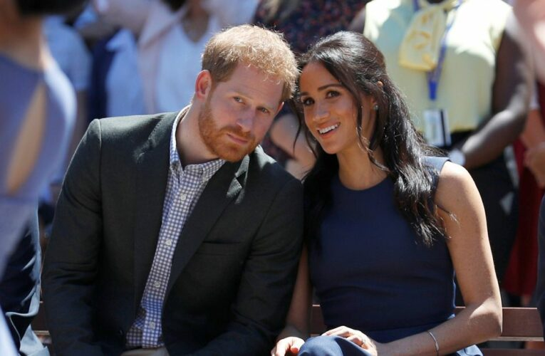 Prince Harry and Meghan Markle's former chief of staff on working for couple