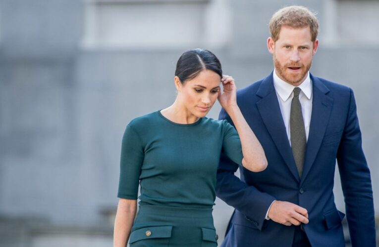 Queen may move to bar Harry and Meghan from Platinum Jubilee, claim sources