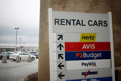 Rental cars difficult to find in Colorado, nationwide