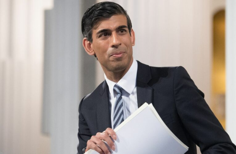 Rishi Sunak could have to stump up extra £3bn a year under pensions 'triple lock', says OBR