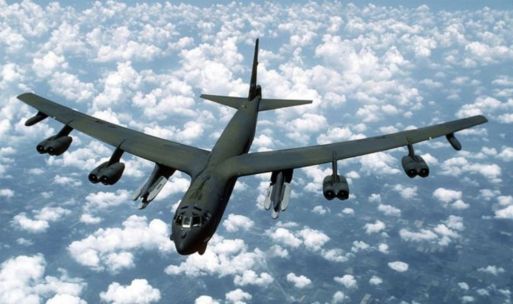 Russia scrambles warplanes to intercept US bombers over Bering Sea as tensions surge